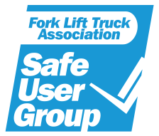 Forklift Association Safe User Group-logo