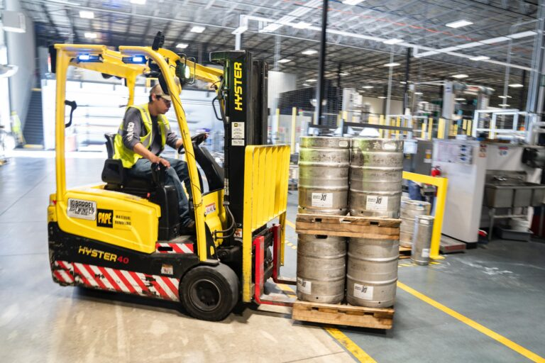 Understanding Rated Capacity for Rider Operated Forklifts